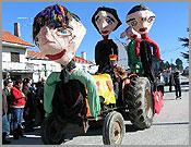 Corso Carnaval em Aldeia do Bispo, Sabugal