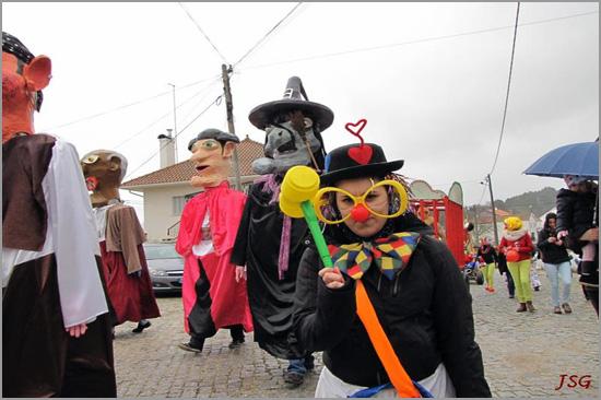 Carnaval - Aldeia do Bispo - Sabugal - Capeia Arraiana