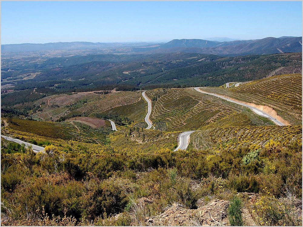 Serra das Mesas e os baldios dos Fóios, Navasfrias e Valverde