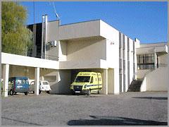 Centro de Saúde do Sabugal - Capeia Arraiana