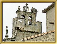 «Campanário da Igreja de Navasfrias» - Imagem da Semana (16-4-2007)
