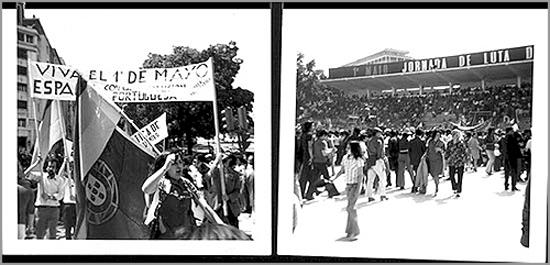 1.º de Maio de 1974 - Esteves Carreirinha - Capeia Arraiana
