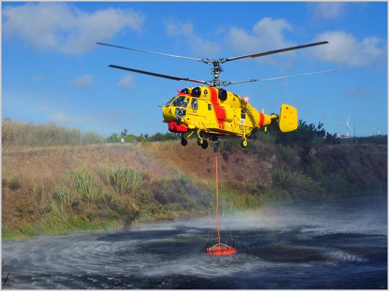 Helicópteros Kamov de combate a incêndios rurais - capeiaarraiana.pt