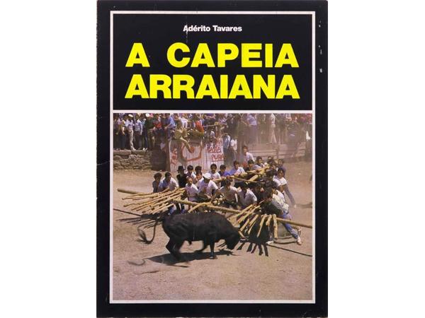 Livro «A Capeia Arraiana» de Adérito Tavares