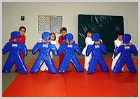 Baby Judo no Sabugal