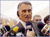 Cavaco Silva visita aGuarda
