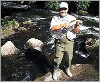 Pesca de trutas