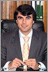 Antonio Edmundo, Presidente da CM FC Rodrigo