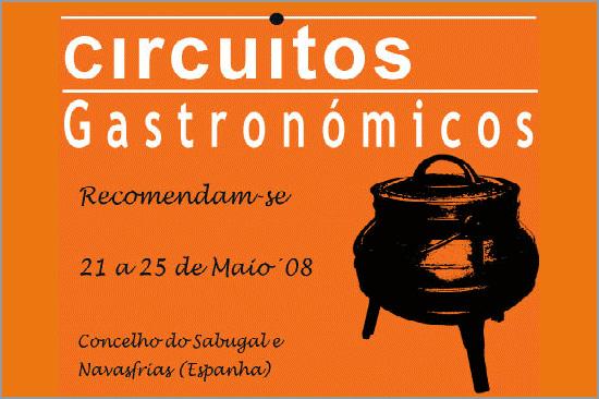 Circuitos Gastronómicos Sabugal - 2008 - Capeia Arraiana