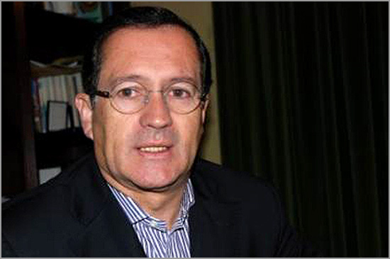 Júlio Sarmento - Presidente da Câmara Municipal de Trancoso