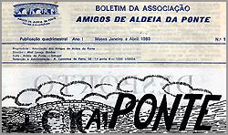 Jornais de Aldeia daPonte