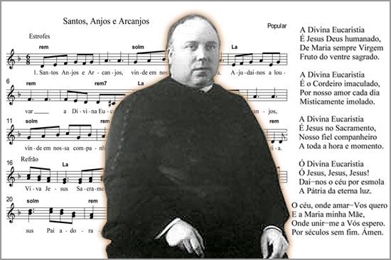 Padre Joaquim Dias Parente - Música - Santos Anjos e Arcanjos - Capeia Arraiana