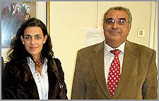 Rita Miguel e FernandoCabral