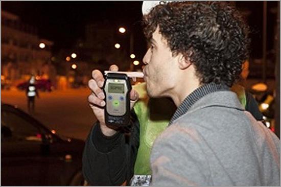 Teste Álcool Automobilistas - Capeia Arraiana