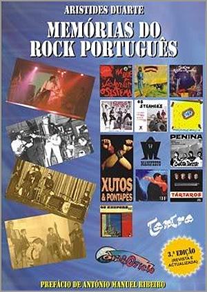 Memórias do Rock Português - João Duarte - Capeia Arraiana
