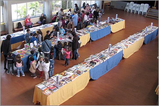 Biblioteca leva livros à Escola - PInhel - Capeia Arraiana
