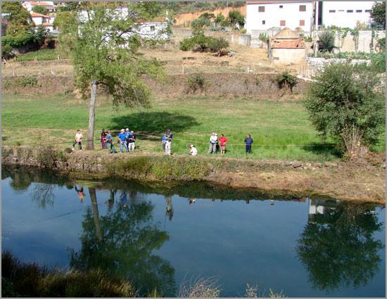 Campeonato Mundo Pesca Truta - Rio Côa - Sabugal