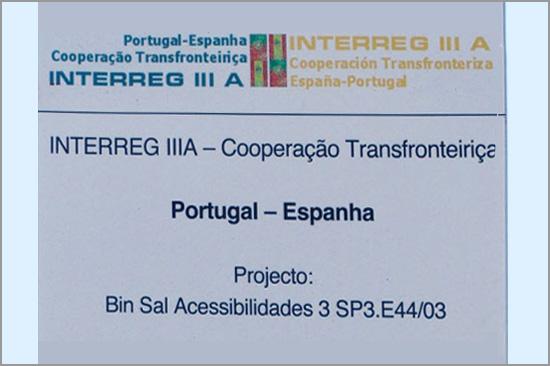 INTERREG - Cooperação Transfronteiriça - Capeia Arraiana