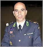 Major Cunha Rasteiro (Comandante do Grupo Territorial da GNR da Guarda)
