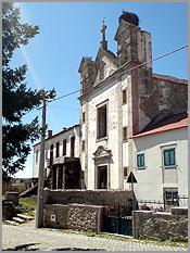 Antigo Colégio de Aldeia da Ponte
