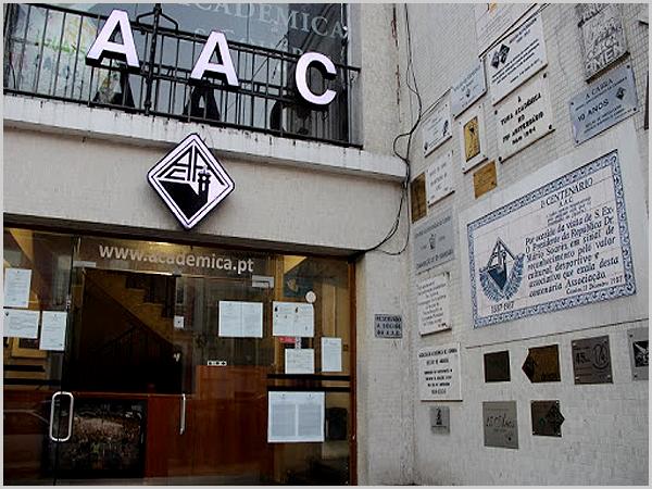Sede da Associação Académica de Coimbra