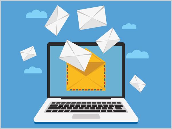 Emails, a correspondência electrónica na Internet