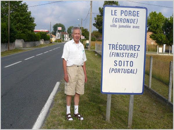 Soito (Sabugal) está geminado com Le Porge (França) - capeiaarraiana.pt