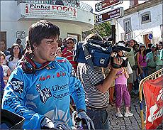 Emanuel Pombo em Pinhel