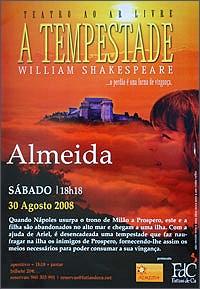 Teatro em Almeida