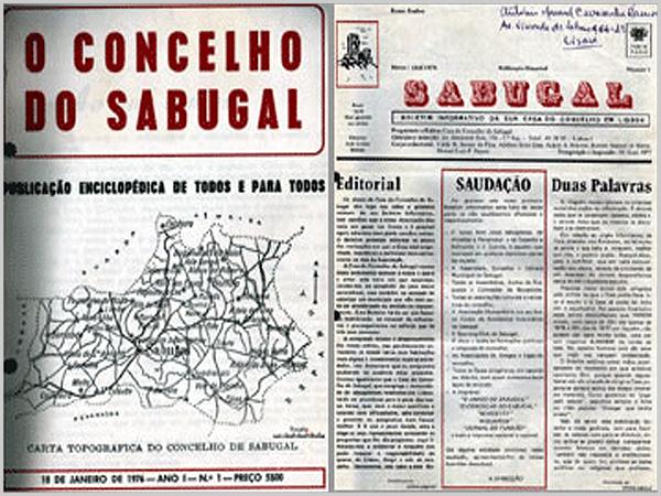 »O Concelho do Sabugal» e «Sabugal» – Dois jornais da Casa do Concelho do Sabugal