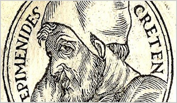 Epiménides, o cretense