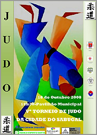 V Torneio de Judo Cidade do Sabugal
