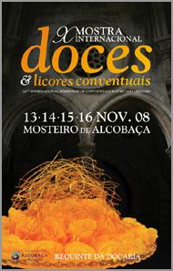 Mostra Internacional de Doces e Licores Conventuais de Alcobaça