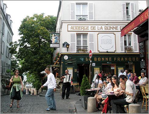 Auberge de La Bonne Franquette