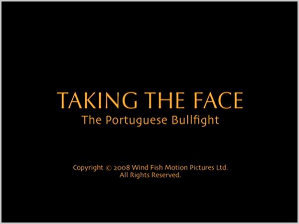 Pega de caras - taking the face