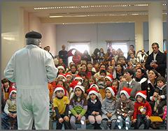 Festa de Natal no Sabugal
