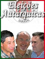 Os candidatos
