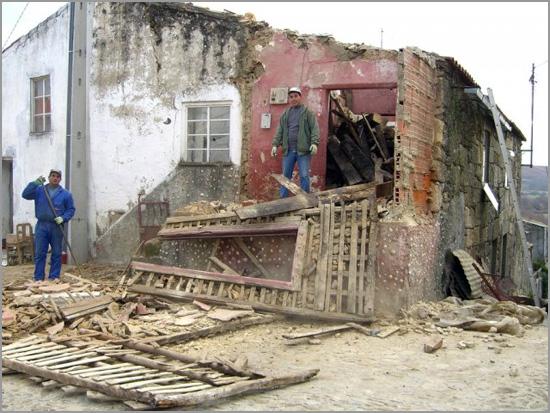 Recuperação da Casa do Castelo no Sabugal - Natália Bispo - capeiaarraiana.pt