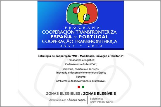 Desenvolvimento dos territórios portugueses e espanhóis da Raia - Capeia Arraiana