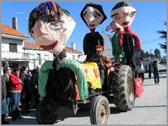 Corso de Carnaval em Aldeia do Bispo
