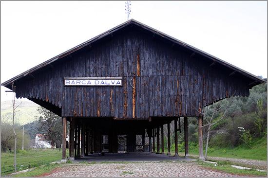 Estação de Barca d'Alva - Capeia Arraiana