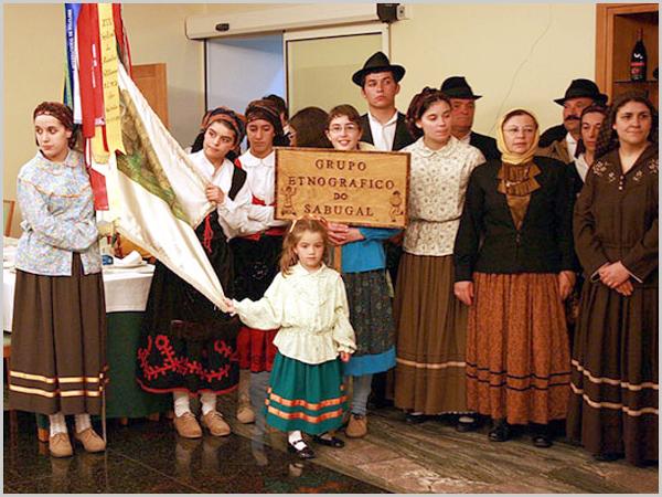Tradições - Grupo Etnográfico do Sabugal