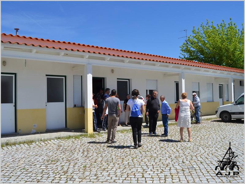 Sede da AJP-Associação Juventude Pontense