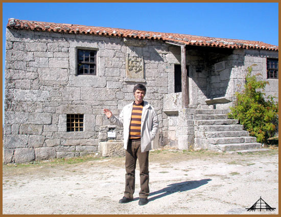 Agostinho da Silva - Jarmelo - Guarda - Capeia Arraiana