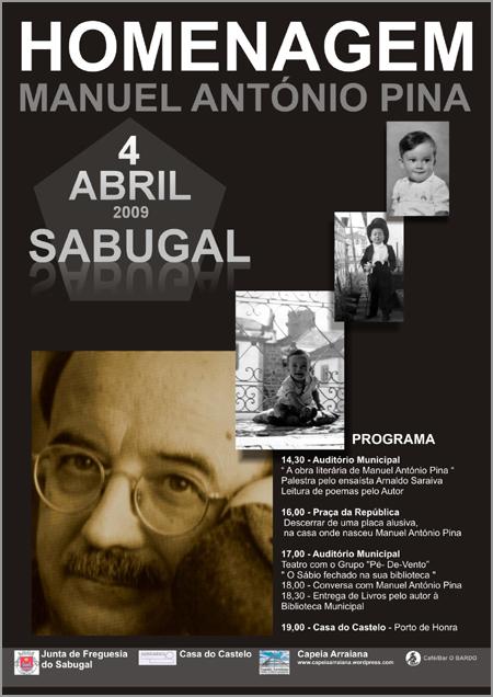 Homenagem a Manuel António Pina