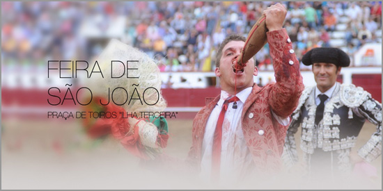 Festas Taurinas SaoJoaninas - Ilha Terceira - Açores