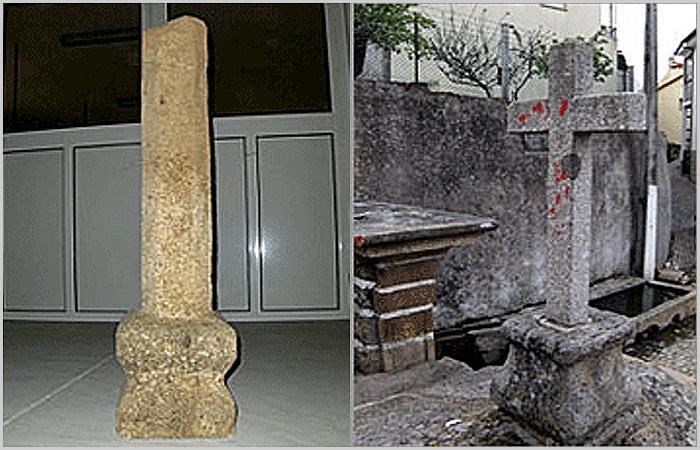 Cruz de pedra - capeiaarraiana.pt