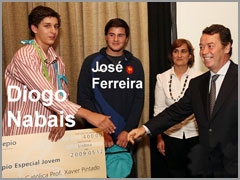 Diogo Nabais - Manuel Pinho
