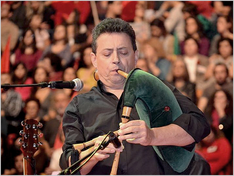 Aurélio Malva da Brigada Victor Jara - capeiaarraiana.pt