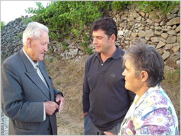 Padre António Sanches da Ruvina (foto: Luís Silvestre)